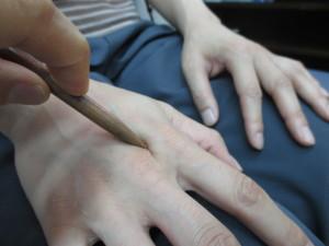 肩の痛み(2)