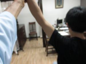 肩こりと肩関節の亜脱臼(4)
