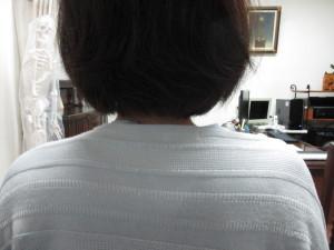 腰の違和感(1)