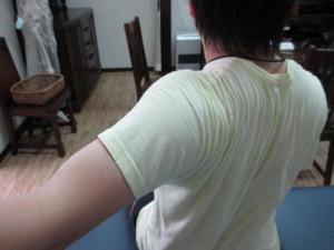 肩が痛い(2)