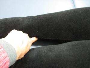 鵞足炎・膝の内側の痛み(1)
