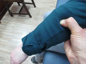 腱鞘炎・ドケルバン病の臨床例(2)