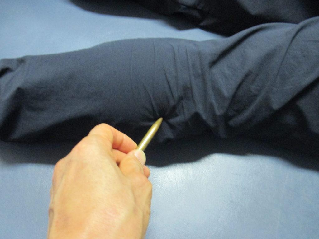 朝起きると膝が痛い(2)